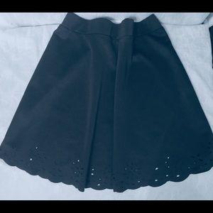 Stoosh Black Skirt